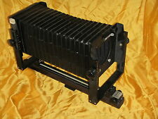 Linhof Kardan 4x5 9x12 Camera Kamera Bank Balgen Standarten with accessories ***
