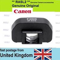 Genuine Canon EP-EX15  Eyepiece Extender EEOS 350D,400D,40D, 50D, 60D 5D/MkII,1D
