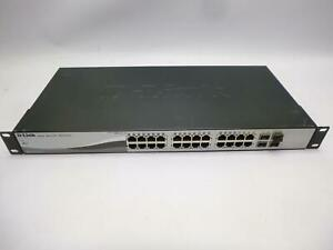 D-Link DGS1210-24 Gigabit Web Smart Switch 24ports#