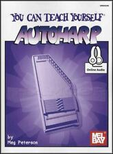 You Can Teach Yourself Autoharp Sheet Music Book/Audio Method SAME DAY DISPATCH