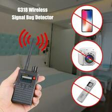 Rf Signal Detector,Full Range Wireless Anti-Spy Gsm Audio Bug Gps Tracker Finder