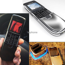 Original Classic Nokia 8800 Factory Unlocked GSM Mobile Phone Black Silver Gold