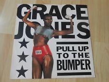 "Grace Jones   Pull Up To The Bumper (Remix)  1985 12"" + La Vie En Rose / Nipple"