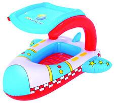 UV attento piscina galleggiante per i bambini affidabile protezione dal sole giocare in acqua