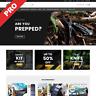SURVIVAL & PREPPER STORE | Professional Dropshipping Website | Business For Sale