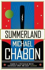 Summerland By Michael Chabon. 9780007127122