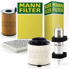 MANN Filterset Inspektion AUDI A4 (8K B8) A5 (8T 8F) Q5 (8R) 3.0 TDI SQ5 TDI