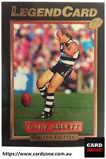 1994 Select AFL Trading Card Series Gary Ablett Legend Card (Geelong) - Rare!