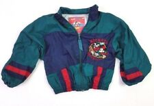 Mickey mouse vtg 90's windbreaker jacket construction size 4t toddlers babies