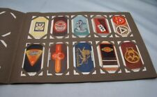 FASCINATING HOBBIES BEANO BUBBLE GUM TRADE CARD FOTO ALBUM 1950 VINTAGE 1950s