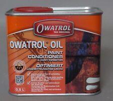 Original Owatrol Öl Kriechöl Rostschutz Holzschutz 0,5 ltr