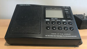 Realistic DX-370 FM/FM Stereo/MW/Shortwave/PLL Portable Synthesized Receiver