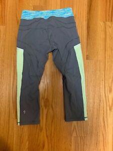 Girl's Ivivva leggings  size 14
