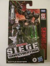 Transformers -  Siege (War for Cybertron) - Battle Masters - Singe - Sealed