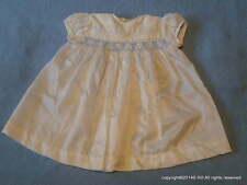Gorgeous Little Girls Silky Shirred Dress, Size 0