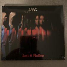 ABBA | JUST A NOTION  | CD SINGLE | NEU | OVP | VOYAGE | SEALED |