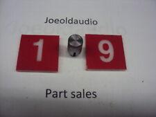 Technics SA-5060 Original Knob. Loudness or Tape Monitor. Parting Out SA-5060.