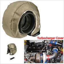 Professional Newest Car  T3 Titanium Turbo Blanket Heat Shield Turbocharger Wrap