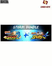 Naruto Shippuden Ultimate Ninja Storm bundle Steam PC key blitzversan [es] [] ue