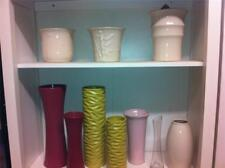 WHOLESALE  CLEARANCE BANKRUPT STOCK CERAMIC VASES AND PLANTERS LOT11
