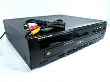 Marantz Model CC-47U-BL Compact 5 Disc Carousel CD Player and Changer NO REMOTE