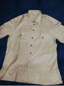 Camicia estiva ESERCITO ITALIANO, originale  E.I.  - Tg. 18 R. - Maniche corte.