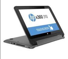 HP x360 310 G1 INTEL  N3450 4GB 128GB SSD WebCam 360 Grad Touch-Schirm Win 10