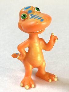 "✨ 2010 PBS Dinosaur Train BUDDY 2"" Mini PVC T-Rex Dino Toy Figure Learning Curve"