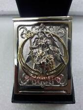 Figurines en métal avec chevaliers du zodiaque, saint seiya