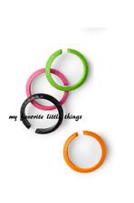 "American Girl Courtney's set of 4 bangle bracelets 18"" doll NEW"