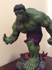 Sideshow Exclusive GREEN HULK Premium Format Statue #305/1000 Marvel Avengers