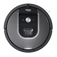 iRobot Roomba 960 - Gray - Robotic Cleaner