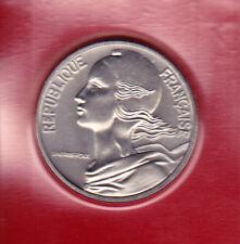 """5 FRANCS 2000 - Commémoratives """" La Marianne du Nouveau Franc """", 1962"""