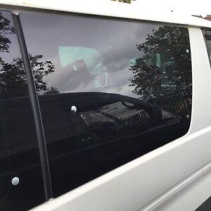 Drivers side MIDDLE TINTED vented window glass 1995-2002  MAZDA BONGO FREDA