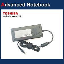 Genuine Toshiba PA3290E-1ACA 120W AC Adapter 19V 6.32A Plug tip size 5.5mm*2.5mm