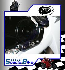 SUZUKI GSXR 600 / 750 2006 > 2010 PROTEZIONE CARTER MOTORE R&G LATO DX SLIDER