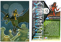 HILDEBRANDT 6 - Best of the Hildebrandts - Subset Chase Card S3 - Nymph