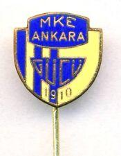 old MKE Ankaragücü Football PIN BADGE Soccer TURKEY Ankara