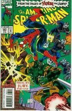 Amazing Spiderman # 383 (Mark Bagley) (Estados Unidos, 1993)