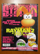 Guías para A Sangre Fría, Colin McRae 2.0 (PS1), Reportaje Especial PS2 y Konami