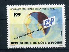 Elfenbeinküste 1002 ** (Weltposttag) (128)