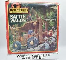 Battle Wagon Complete in Box Robin Hood Prince of Thieves 1991 Kenner Vehicle