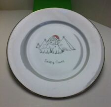 Dayton Hudson Merry Masterpieces Great Sphinx Dinner Plate 10.5 Inches
