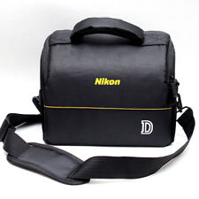 Nikon Camera Bag Case Strap+Belt+Rain Cover For D750 D850 D7200 D5600 D3400 D90