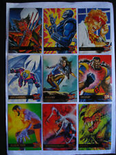 Superhero 1990s & Trading Cards