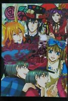 japan 111) Alice in the Country of Hearts Official manga Book: Lingering scent
