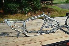 2000 YAMAHA YFM 350X  FRAME SEE DETAILS ON FREE SHIPPING UNDER DESCRIPTION