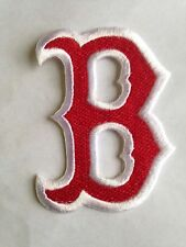 Red Sox MLB Jersey Patch Fenway  Iron On Sew Shirt Jacket Hoodie Hat *In Stock*