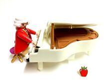 Playmobil Custom WOLFGANG AMADEUS MOZART   Piano  Musicos - Musicians - Musiker