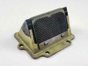 98 Suzuki RM250 RM 250 Engine Motor Reed Cage Valve Block Intake Fuel